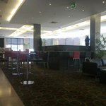 Mantra Tullamarine, Dining Area - 9th March 2013.