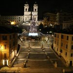  Spanish Steps ... no one in sight!