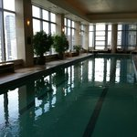  Love the indoor lap pool