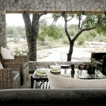  Londolozi Private Granite Suites View from Suite
