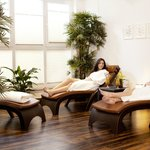 Wellness area/wellnessbereich