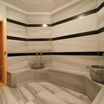 Turkish bath in Suite Hotel