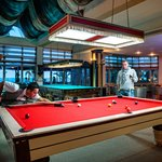 Blue Bar Billard