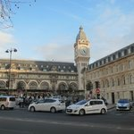  Gare de Lyon from front of hotel