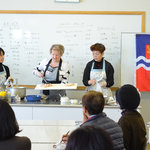  Juliet&#39;s cooking show in Japan