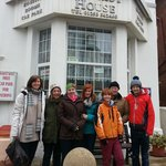  Outside the Morrisy House - Blackpool