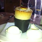  awesome banana souffle!!