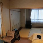  Tatami floor