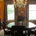  Andrew Morris House Dining Room