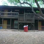 Foto de Gruene River Outpost Lodge