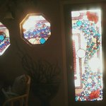 Stained Glass Accents
