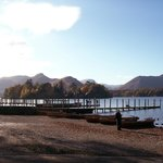  Derwentwater and Catbells....only 5 minutes walk from Honister House
