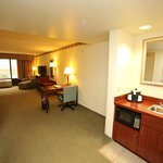 King handicap accessible suite