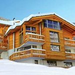Angelina is located on the first floor of the Chalet Arctis building