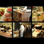 Hotel Piena - breakfast buffet