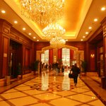  Hallway from elevators to lobby