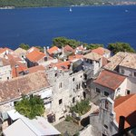  Korcula from cathedral tower