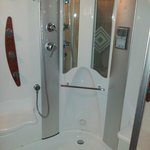 Shower/Steam Cabinet