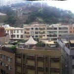  panoramic view from hotels window