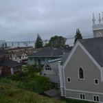  Our view of Astoria from the Grandview
