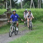 Bali Grace Cycling