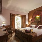 Honeymoon suite Bedroom JC Residency Kodaikanal