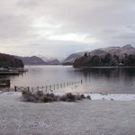 Winter on Derwentwater