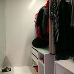Small Walk-In Closet, Big Safe Box