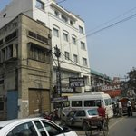  Shiraz (The worst Hotel) in India