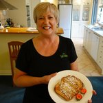 Innkeeper Colleen Ward's French Toast