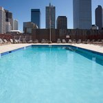  Outdoor Rooftop Seasonal Swimming Pool