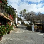 One of the main streets of Betancuria!