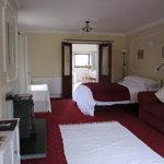 Our spacious ground floor en suite bedroom. Sleeps up to 5.
