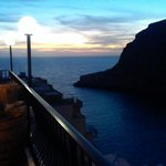 Sunset from Hotel Xlendi Resort & Spa