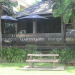 Watergate Restarant from the outside