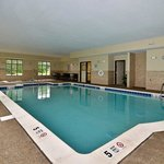  Take a dip in our heated indoor swimming pool!