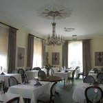 The dinning room...beautiful