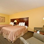  Deluxe Double Guest Room