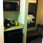 Foto van Holiday Inn Express Edmonton International Airport