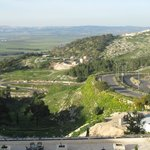Jezreel Valley from room #815