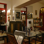  Eclectic Gallery on the ground floor of the house
