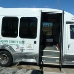  The George Mason Shuttle- really only suitable for students