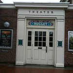  theater across the street