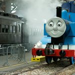 The actual Thomas the Train was quite pretty to look at....