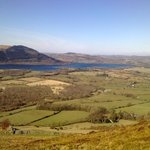  View over Bassenthwaite