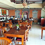 The hotel restaurant -  Lagenda