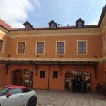 beautifull hotel, nice rooms ...this is hotel Dvorak