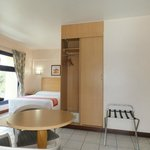 The delx Double room