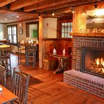 Dining in the rustic splendor of the Tavern, Dining Room, or serene comfort of the Parlor Room.