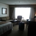  Our room on the 7th floor
